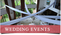 Wedding Events Banner